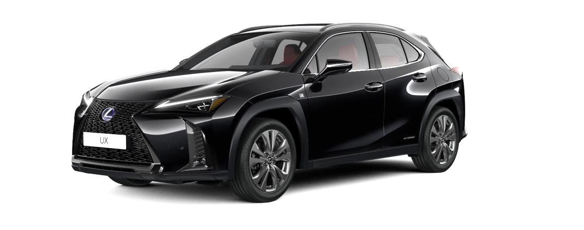 Lexus UX Внедорожник (#FSport)