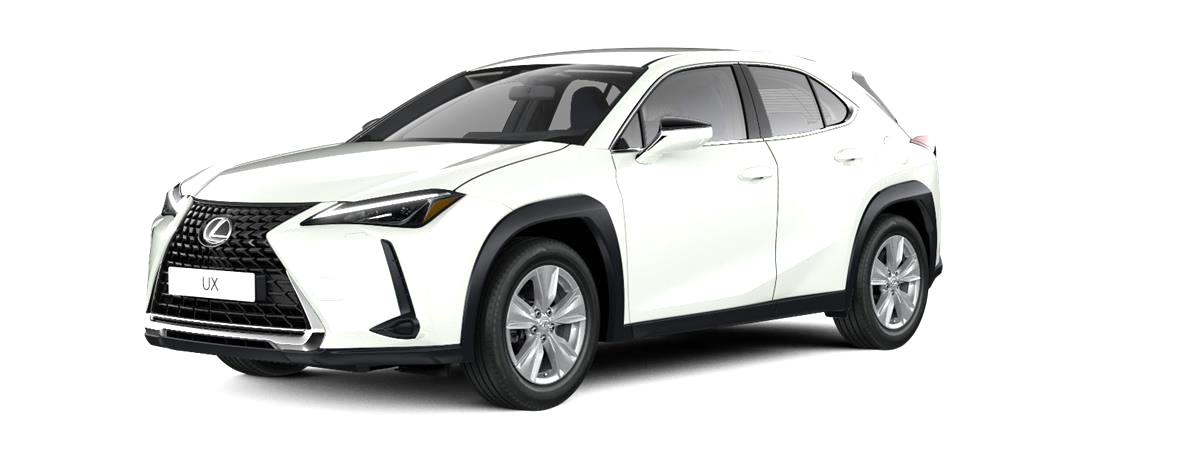 Lexus UX Внедорожник (Live)