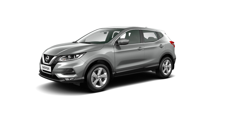 Nissan Qashqai new Внедорожник (SE)