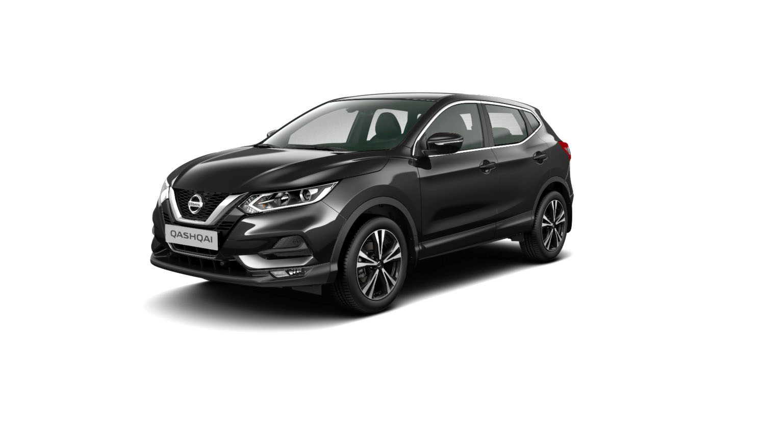 Nissan Qashqai new Внедорожник (SE Yandex)