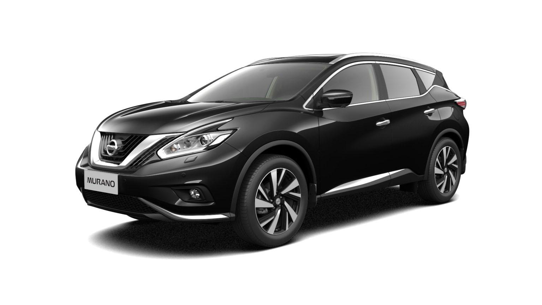Nissan Murano Внедорожник (Top)