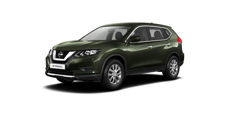 Nissan X-Trail Внедорожник (XE)
