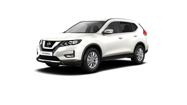 Nissan X-Trail Внедорожник (SE+)