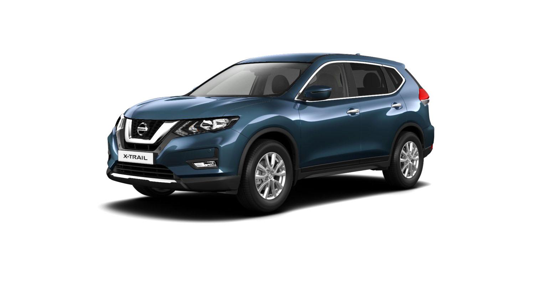 Nissan X-Trail Внедорожник (SE multimedia)