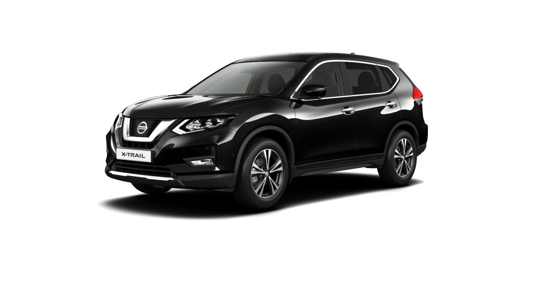Nissan X-Trail Внедорожник (LE+)