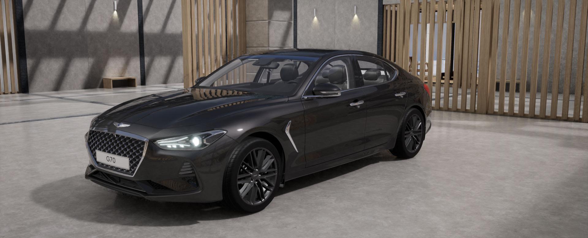 Genesis G70 Седан (Elegance)