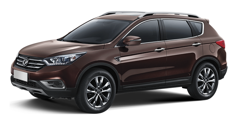 Dongfeng AX7 2.0 (140 л.с.) 6AT FWD фото