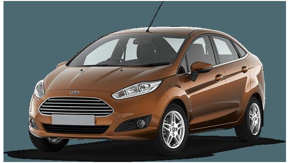 Купить со скидкой Ford Fiesta 1.6 (120 л.с.) 6RT FWD