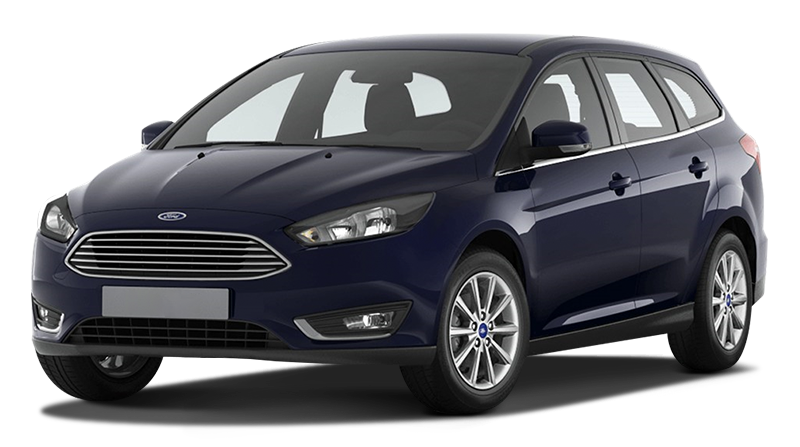 Ford Focus 1.6 (125 л.с.) 6RT FWD