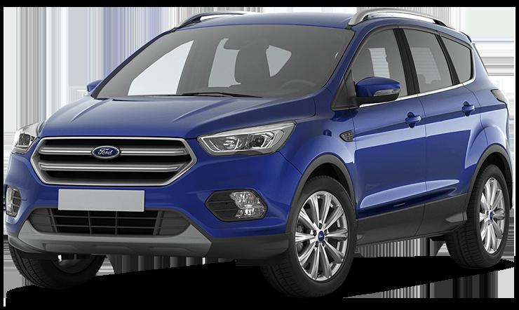 Купить со скидкой Ford Kuga 1.5 (150 л.с.) 6AT AWD