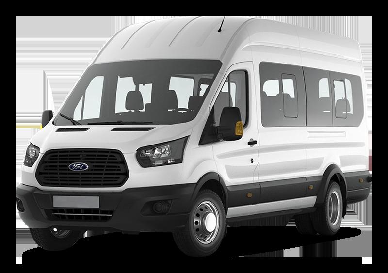 Ford Transit (микроавтобус) 2.2 (135 л.с.) 6MT RWD фото