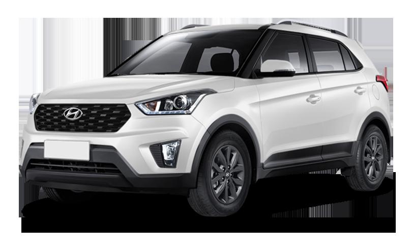 Hyundai Creta 1.6 (123л.с.) 6AT FWD <br>г. Москва