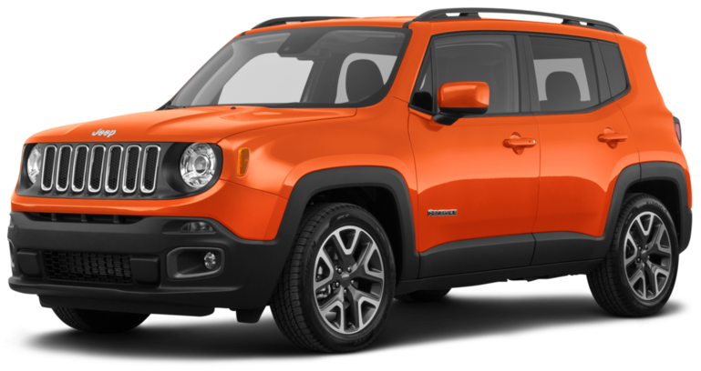 Купить со скидкой Jeep Renegade 1.4 (170 л.с.) 9AT AWD