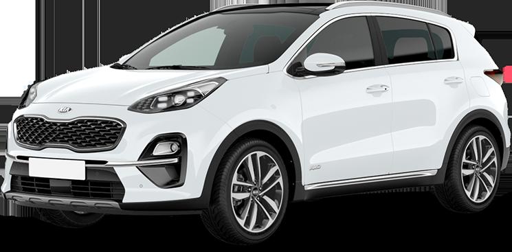 Купить со скидкой Kia Sportage New 2.0 (150 л.с.) 6AT AWD