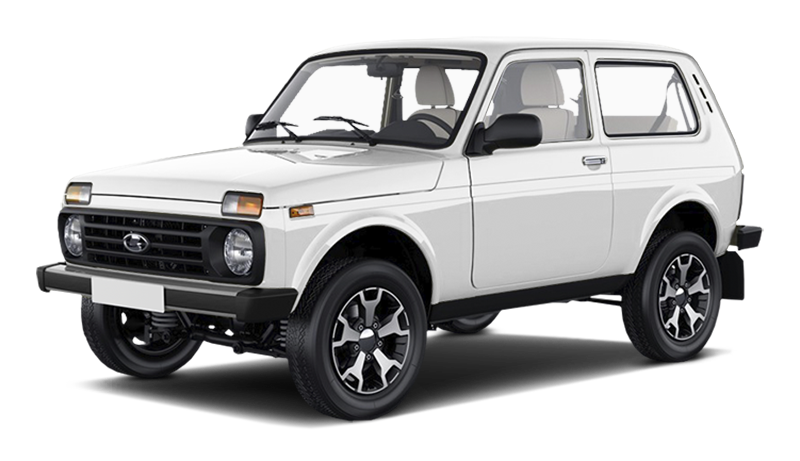 Lada 4x4 1.7 (83 л.с.) 5MT AWD фото