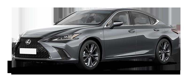Lexus ES 2.5 (200 л.с.) 8AT FWD.