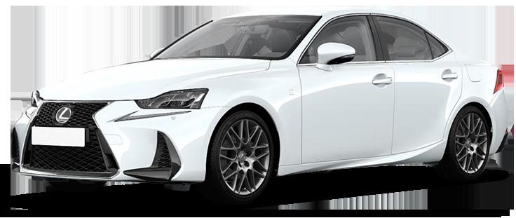 Купить со скидкой Lexus IS 2.0 (245 л.с.) 8AT RWD