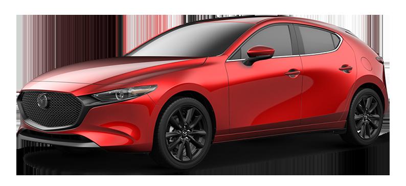 Mazda 3 хэтчбек 2.0 (150 л.с.) 6AT FWD фото