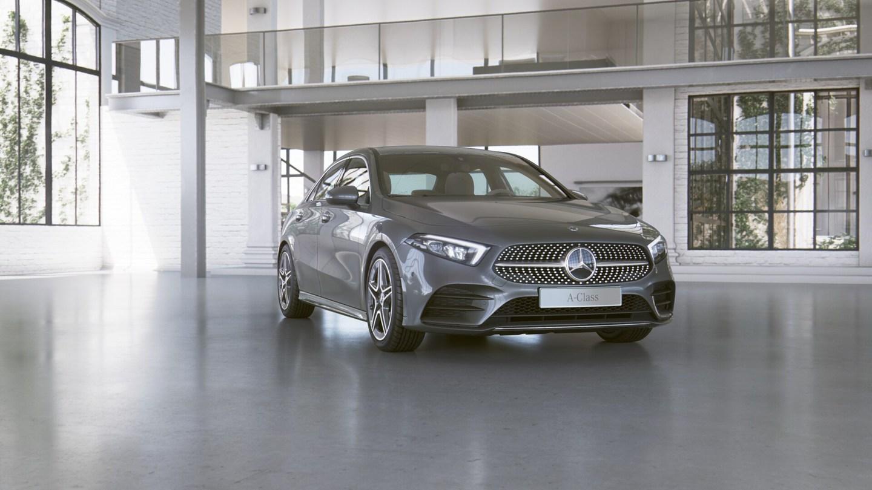 Mercedes-Benz  A-Класс седан (A 200 Sport)