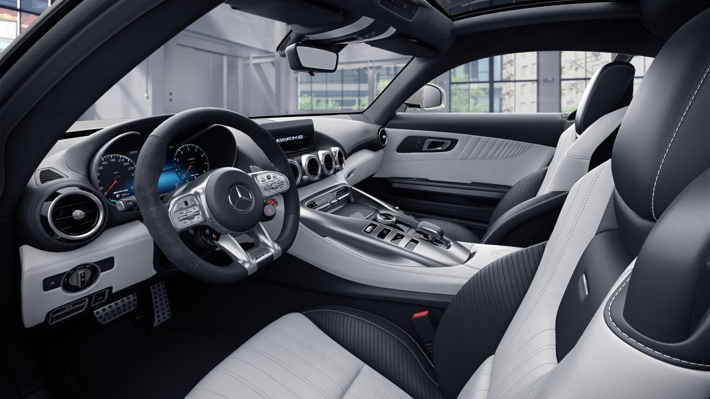 Mercedes-Benz AMG GT Купе (AMG GT S)