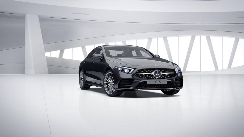 Mercedes-Benz CLS купе (CLS 350 d)