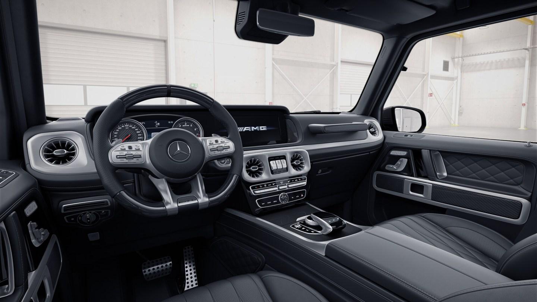 Mercedes-Benz G 63 AMG Внедорожник (G 63 AMG)