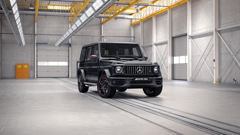 Mercedes-Benz G 63 AMG внедорожник