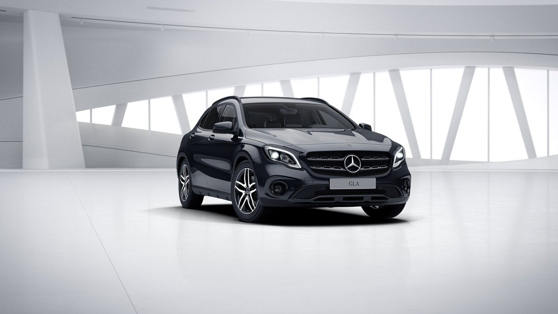 Mercedes-Benz GLA Внедорожник (GLA 250 4M ОС)