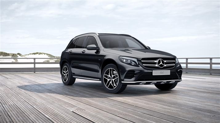 Mercedes-Benz GLC внедорожник (GLC 350 e)