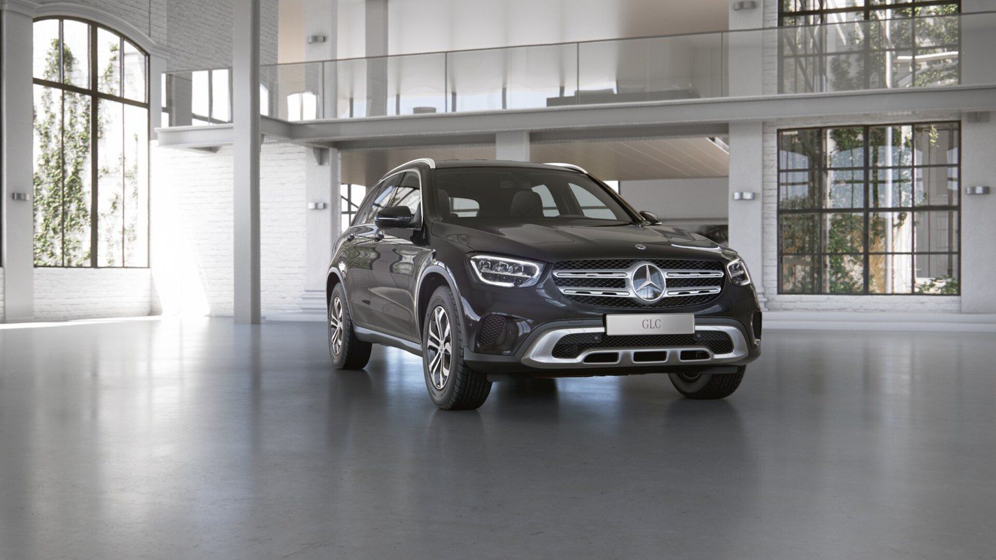 Mercedes-Benz GLC Внедорожник (GLC 220 d 4MATIC)
