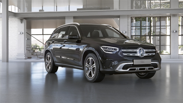Mercedes-Benz GLC внедорожник (GLC 200  4MATIC)