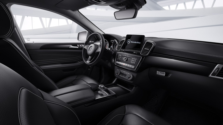 Mercedes-Benz GLE купе Внедорожник (GLE 350 d)