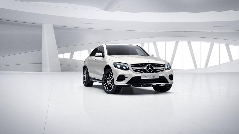Mercedes-Benz GLC купе Внедорожник (GLC 250 d)
