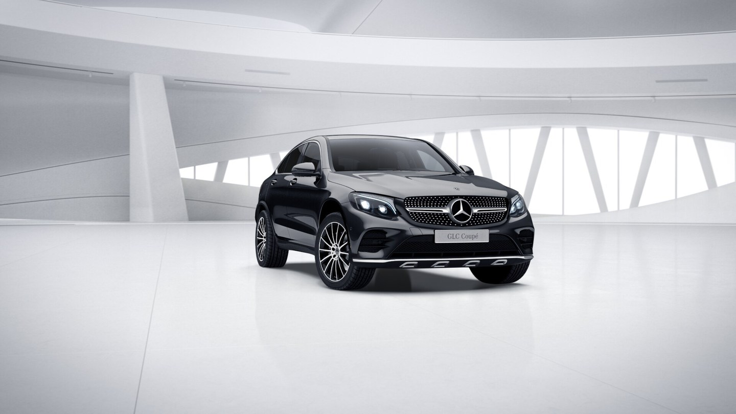 Mercedes-Benz GLC купе универсал (GLC 250 d)