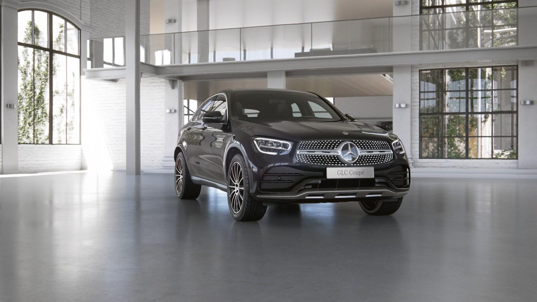 Mercedes-Benz GLC купе Внедорожник (GLC 220 d)
