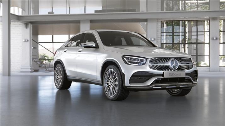 Mercedes-Benz GLC купе внедорожник (GLC 300)