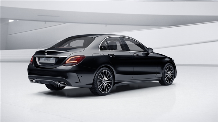 Mercedes-Benz C-Класс Седан (C 180 Avantgarde Edition)