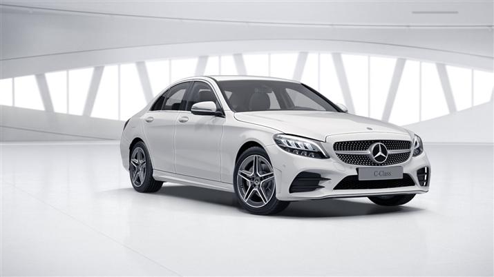 Mercedes-Benz C-Класс седан Седан (C 180 Avantgarde Edition)