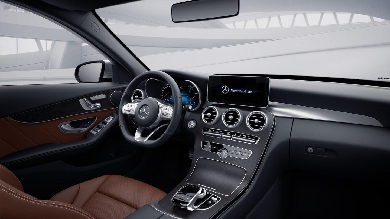 Mercedes-Benz C-Класс Седан (C 180)