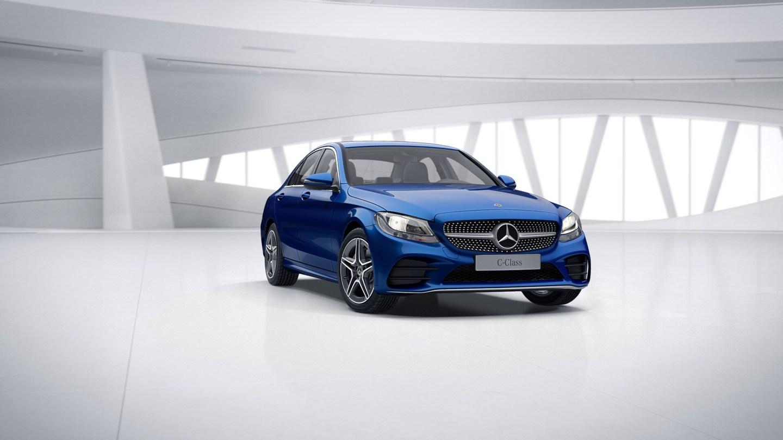 Mercedes-Benz C-Класс седан Седан (C 200)