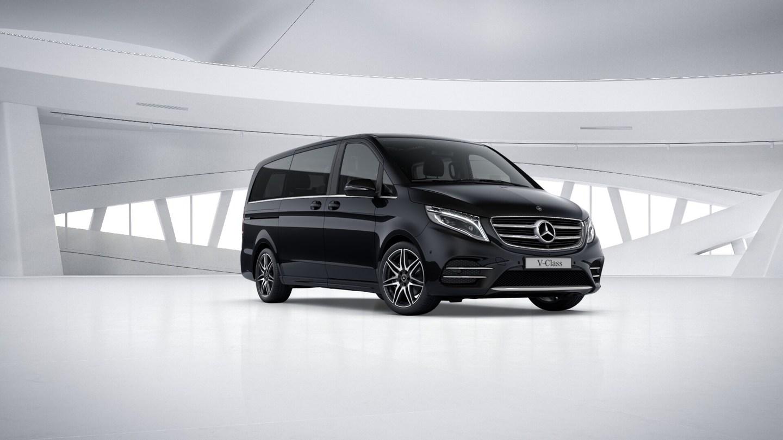 Mercedes-Benz V-Класс минивэн (V 220 d)