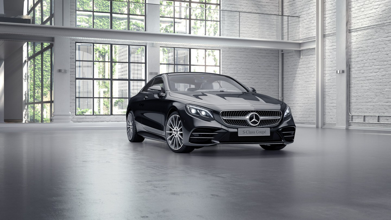 Mercedes-Benz  S-Класс Купе (S 400 4MATIC)