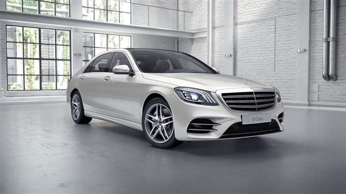 Mercedes-Benz  S-Класс Седан (S 450 4MATIC)