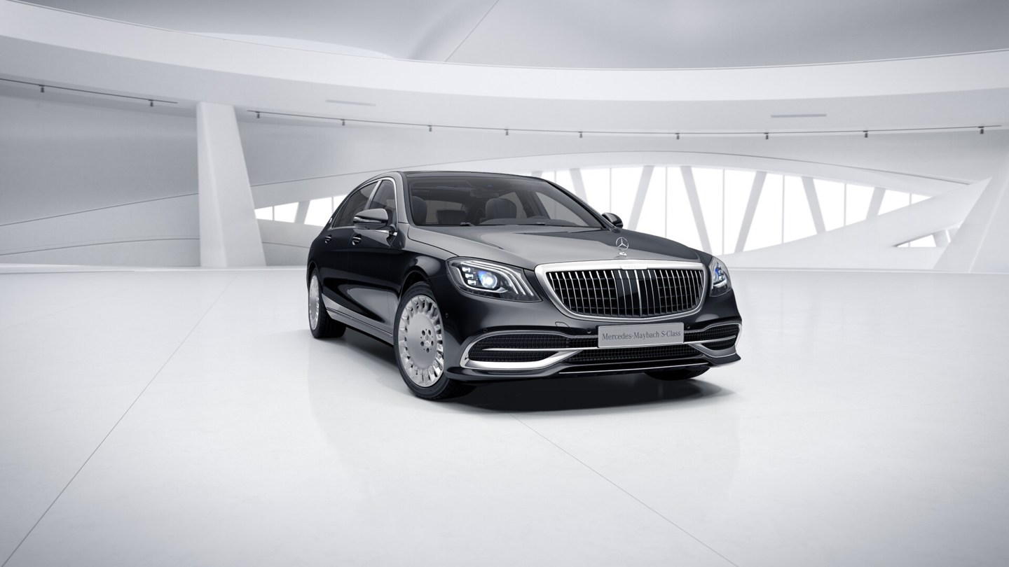 Mercedes-Benz S-Класс Седан (Maybach S 450 4MATIC)