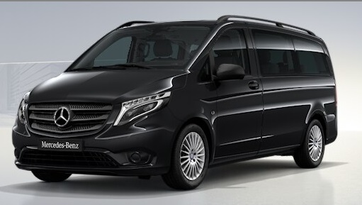 Mercedes-Benz Vito Tourer минивэн (Vito 119 BlueTEC)