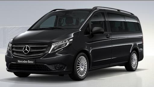 Mercedes-Benz Vito Tourer минивэн (Vito 119 BlueTEC)