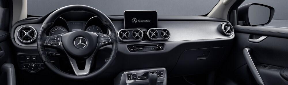Mercedes-Benz X-Класс  (X 350 d)