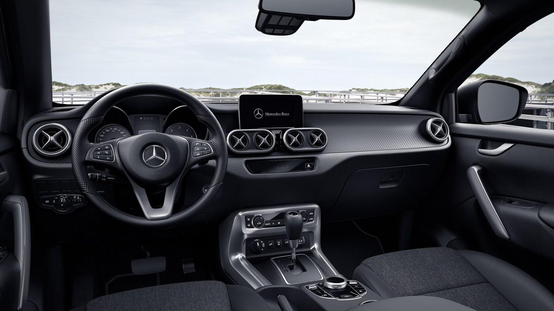 Mercedes-Benz X-Класс Пикап (X 350 d)