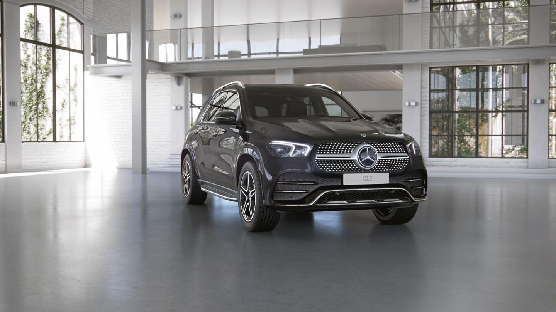 Mercedes-Benz GLE Внедорожник (Sport Plus)