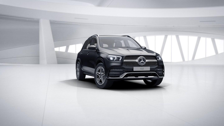 Mercedes-Benz GLE внедорожник (Sport Limited)